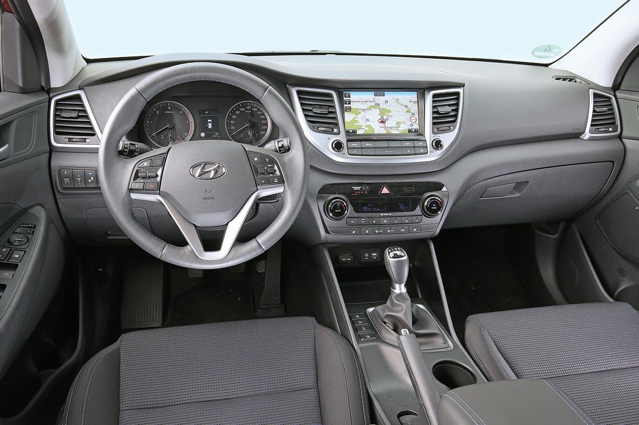 Hyundai Tucson, primeras mediciones