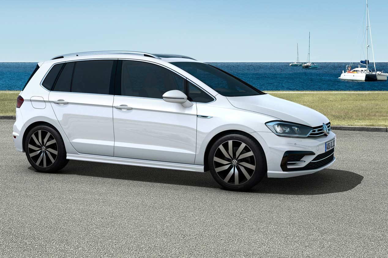 Volkswagen Golf Sportsvan R-Line Packs