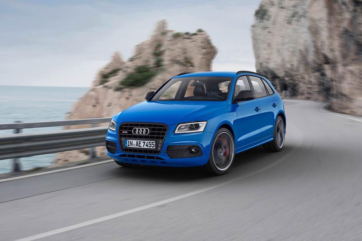 Audi SQ5 TDI Plus, más potente y equipado