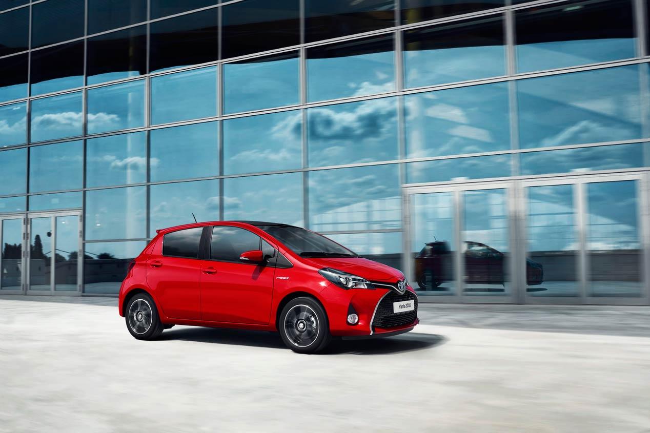 Toyota Yaris 2016, con las nuevas versiones Bi-Tone y Style