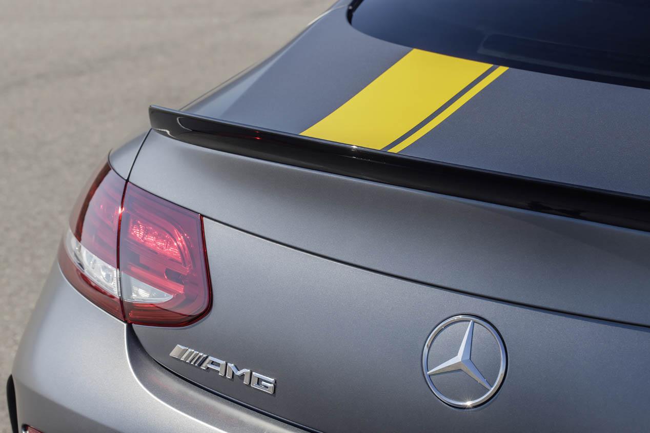 Mercedes AMG C 63 Coupé Edition 1