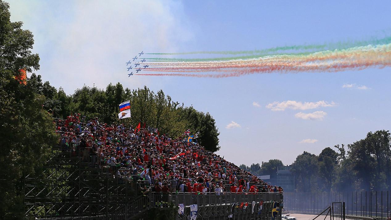 GP Italia 2015: la carrera