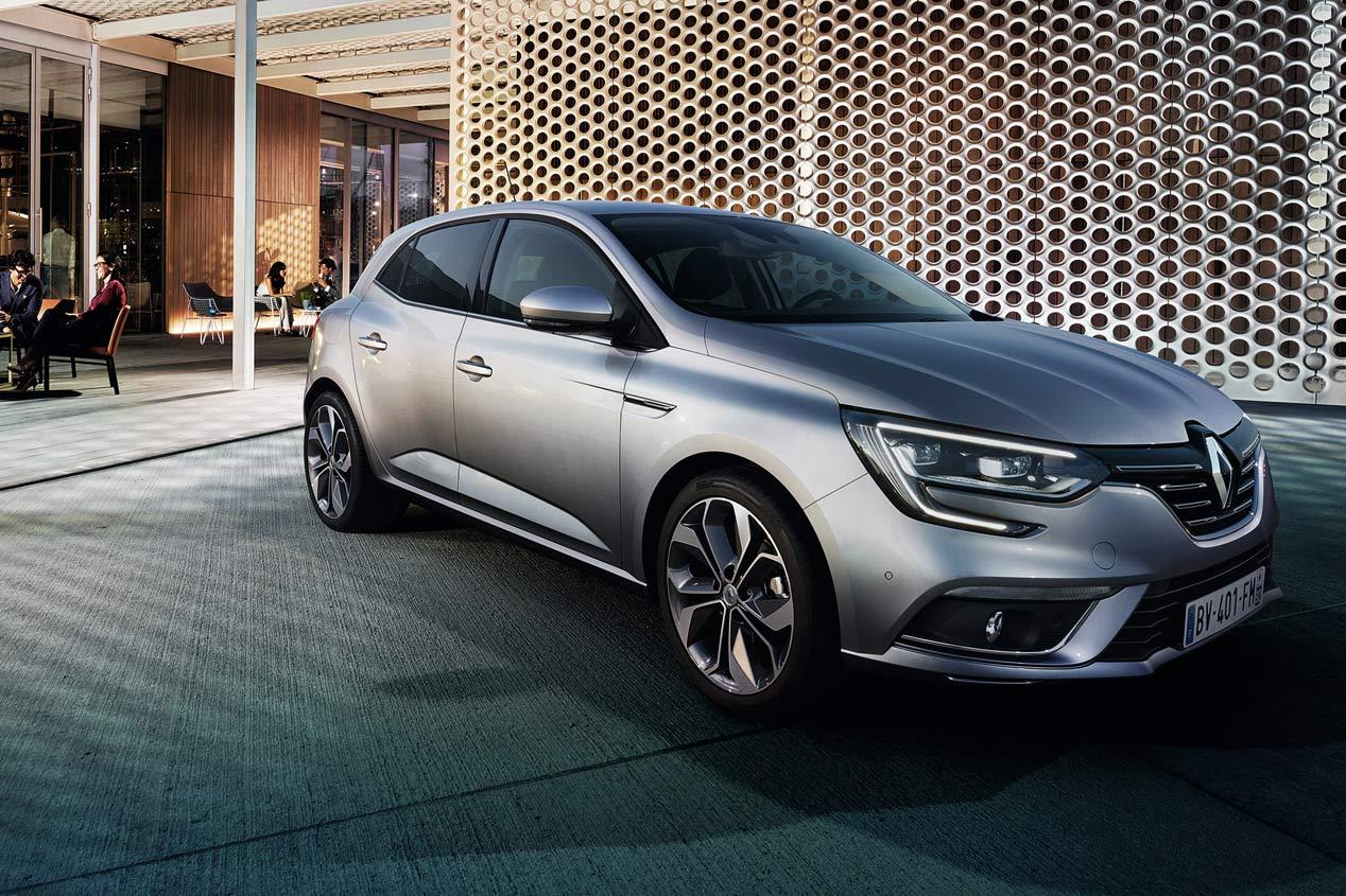 Renault Mégane 2016: imágenes oficiales