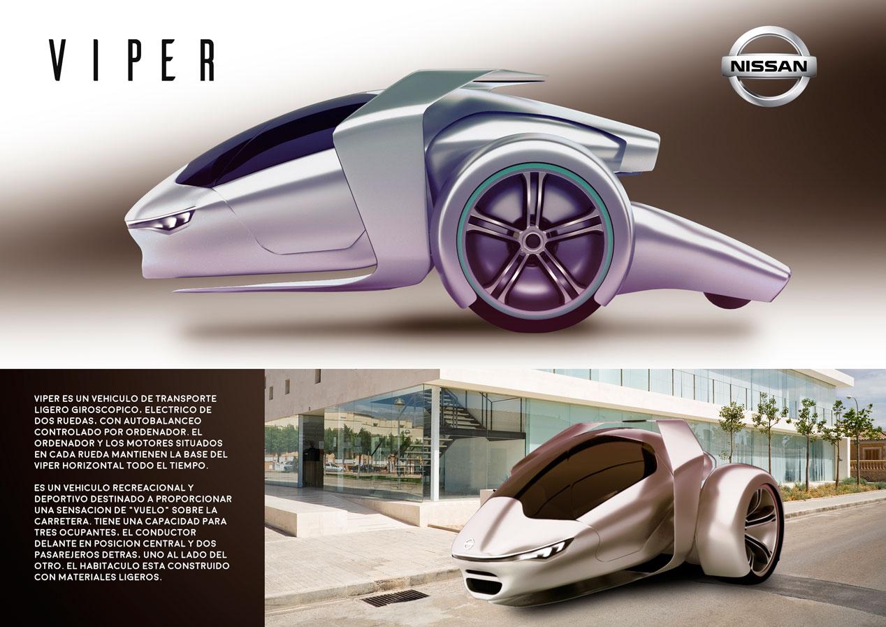 Concurso de Diseño Autopista 2015: los finalistas
