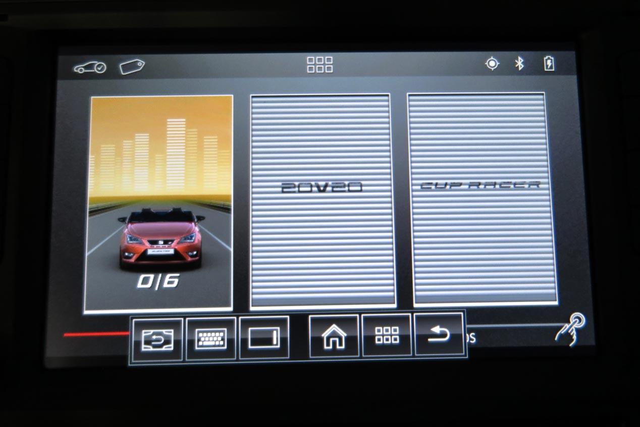 Las 25 soluciones tecnológicas del nuevo Seat Ibiza