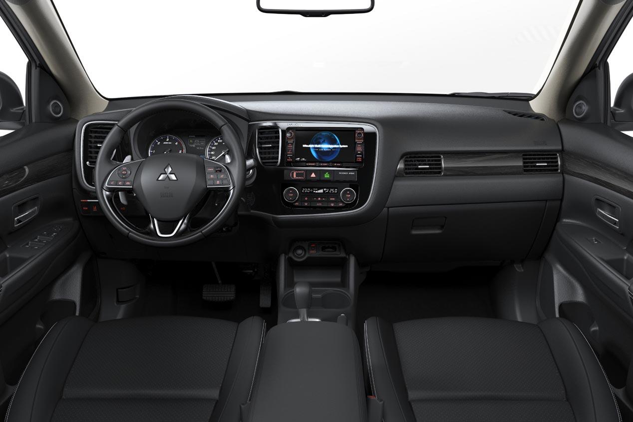 Primera prueba: Mitsubishi Outlander 2016