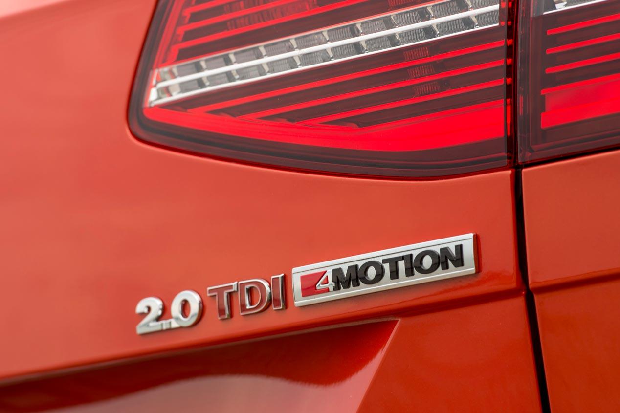 Primera Prueba:  VW Passat Alltrack, el fuera pistas