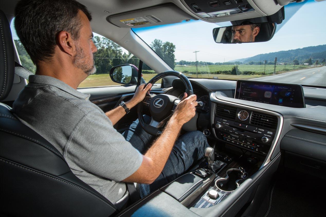 Primera prueba: nuevo Lexus RX 450h