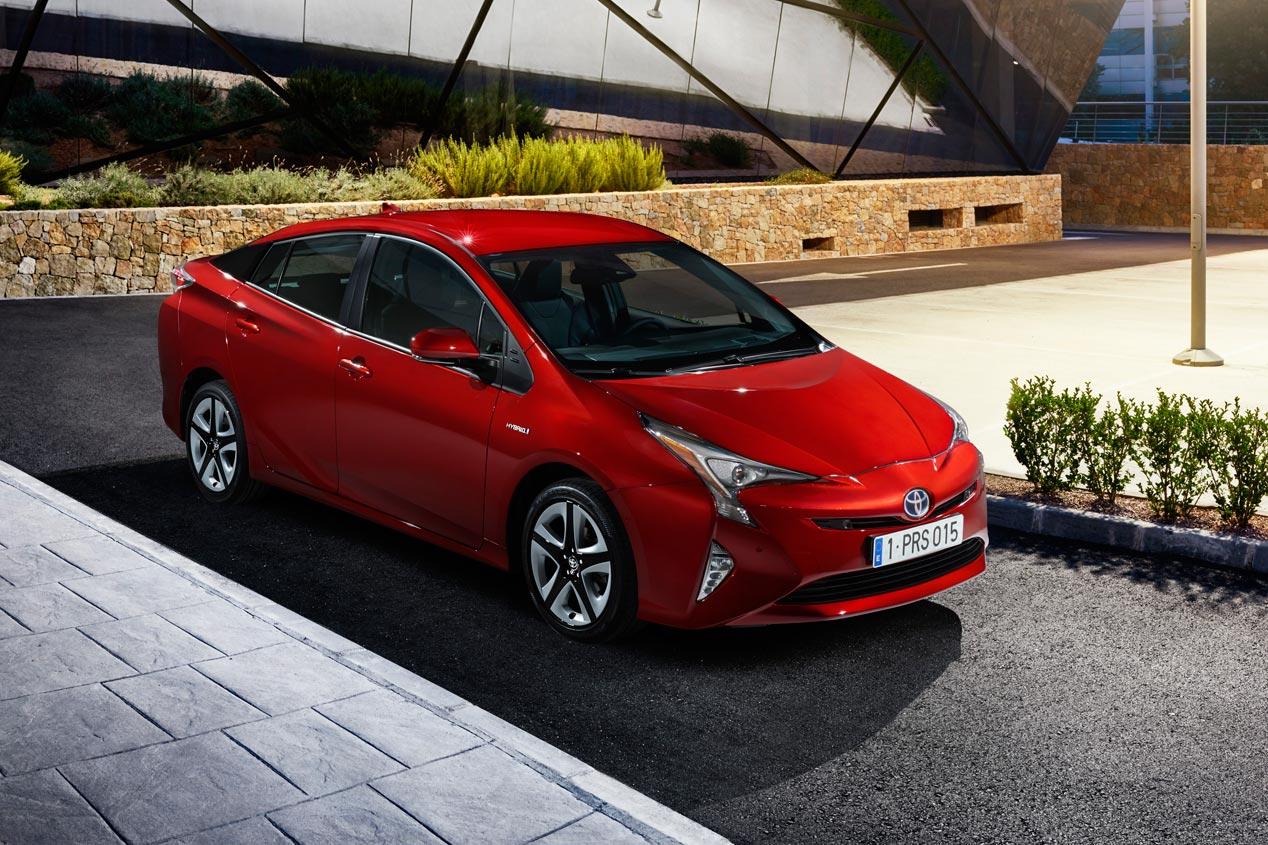 Toyota Prius 2016, el rey de los híbridos se reinventa