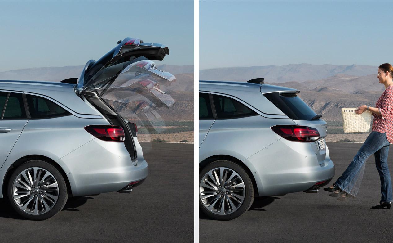 Opel Astra Sports Tourer, la quinta entrega del familiar