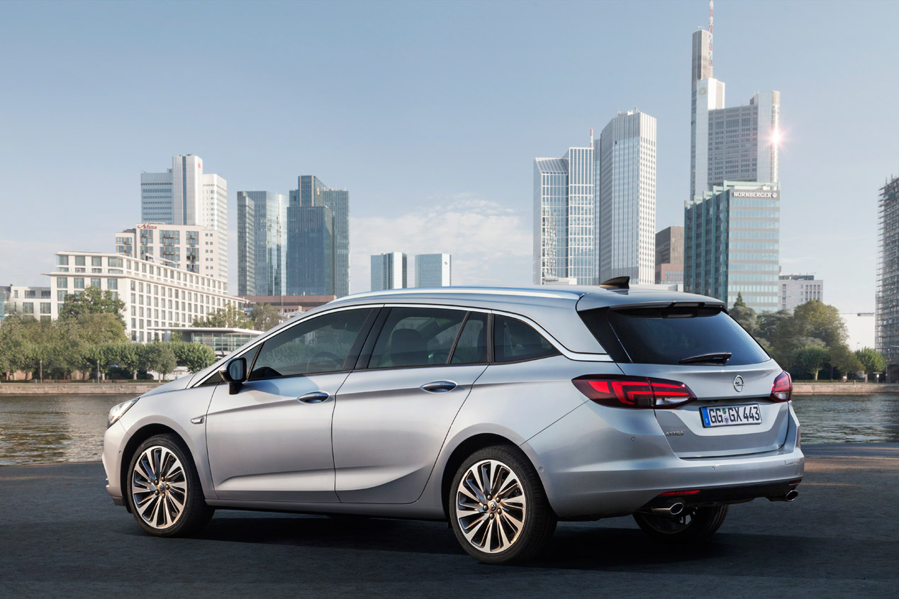 Opel Astra Sports Tourer, la quinta entrega del familiar