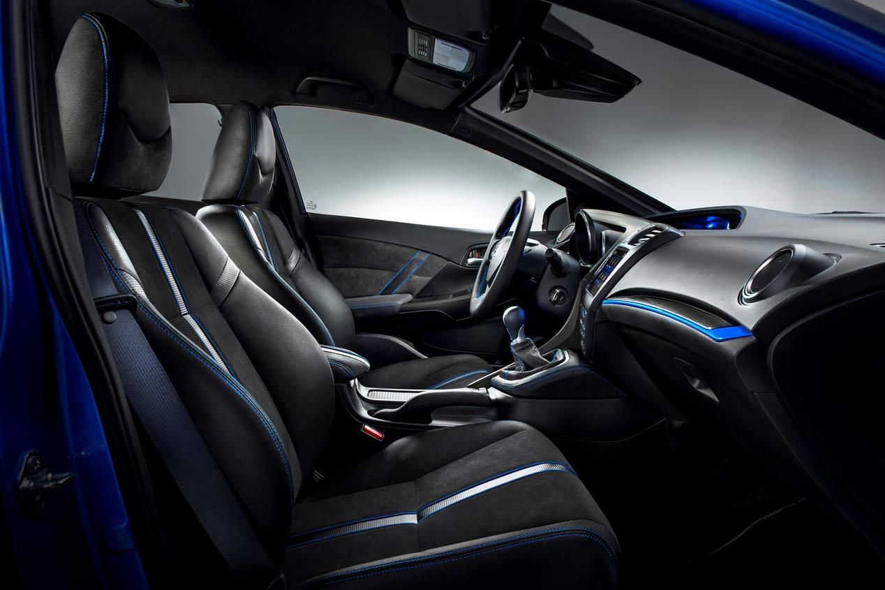 Honda Civic Tourer Active Life Concept, para sibaritas