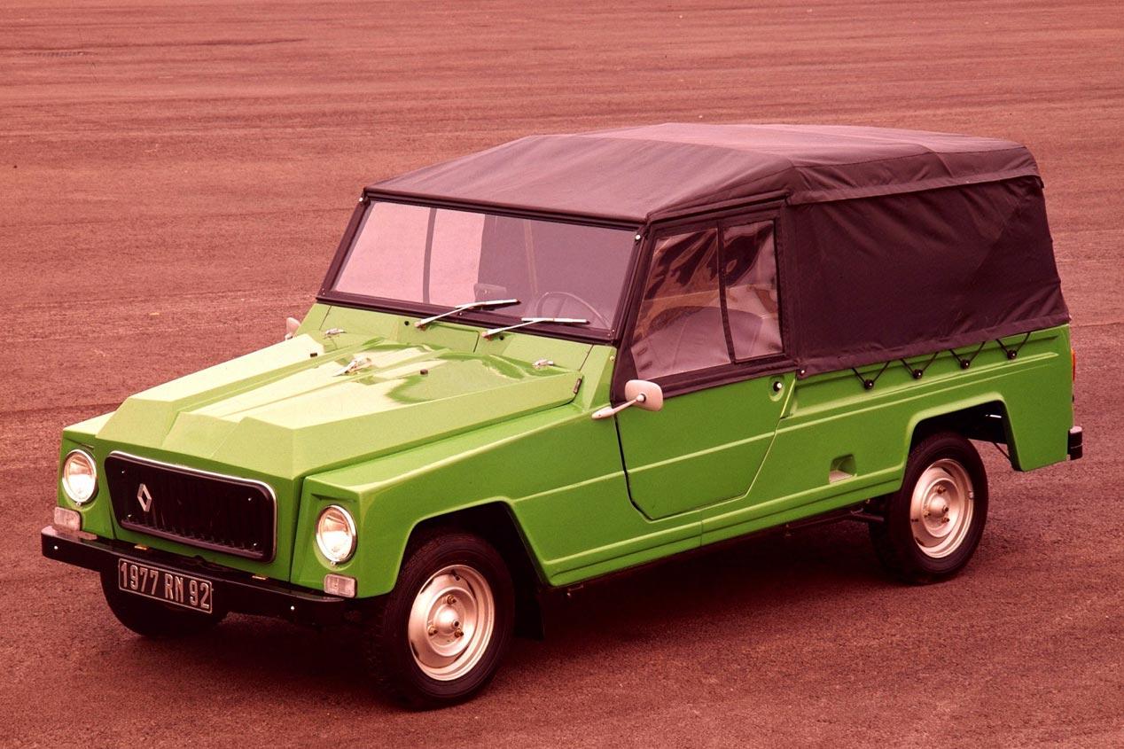 Citroën Méhari: el todoterreno más original