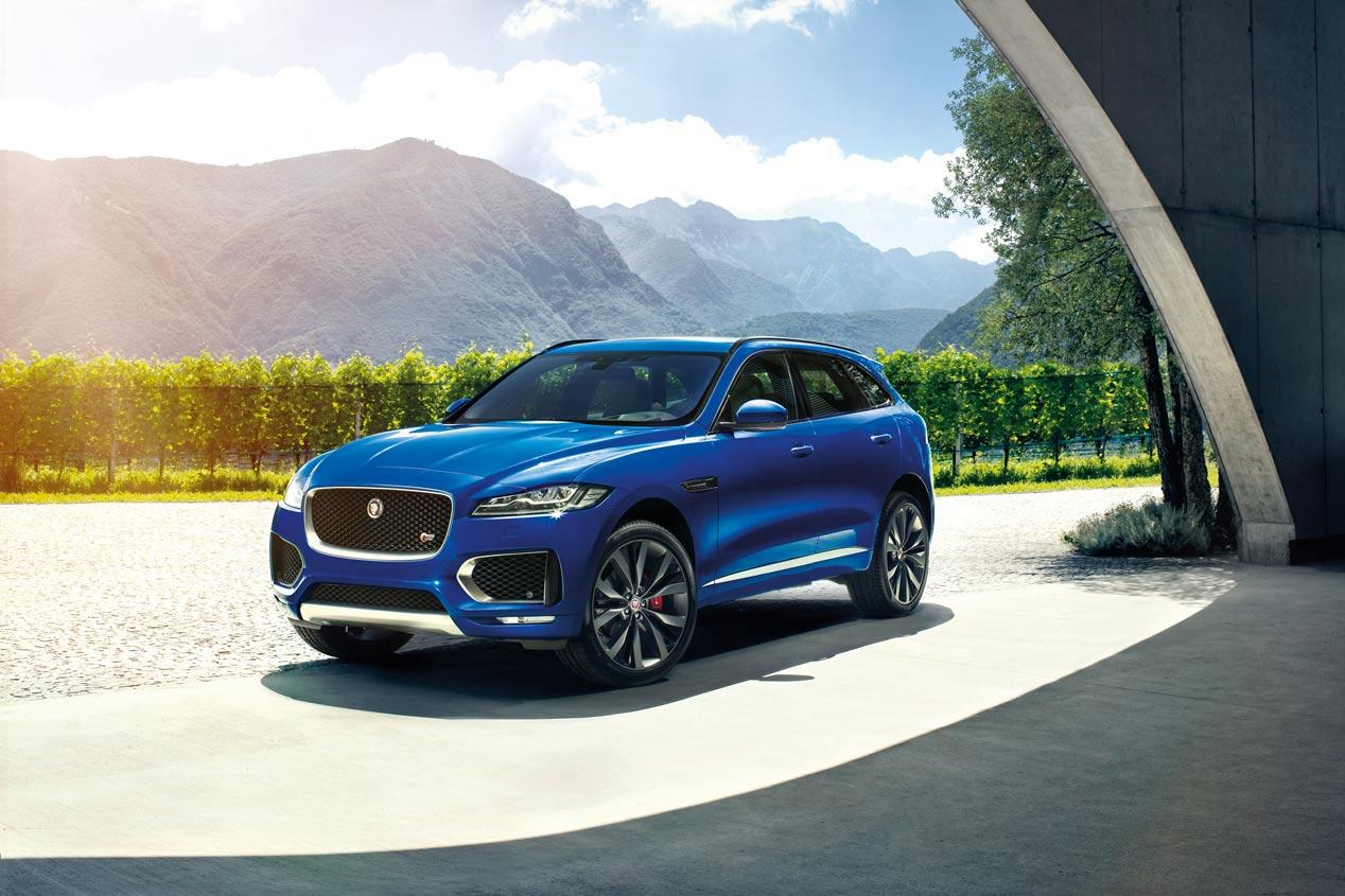 Jaguar F-Pace, el nuevo SUV felino