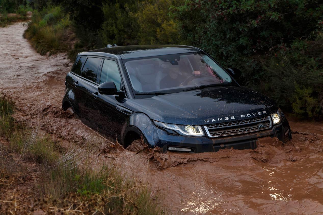 Primera prueba: Range Rover Evoque 2016