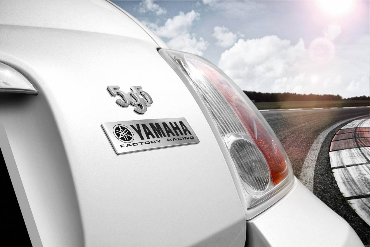 Abarth 595 Yamaha Racing Edition