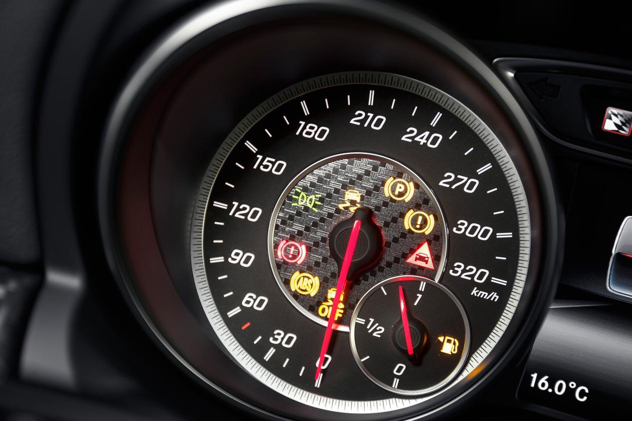 Mercedes-AMG A 45 4Matic (primera prueba)
