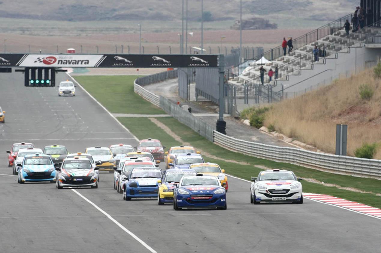 Campeonato de España de Resistencia y GT en Navarra