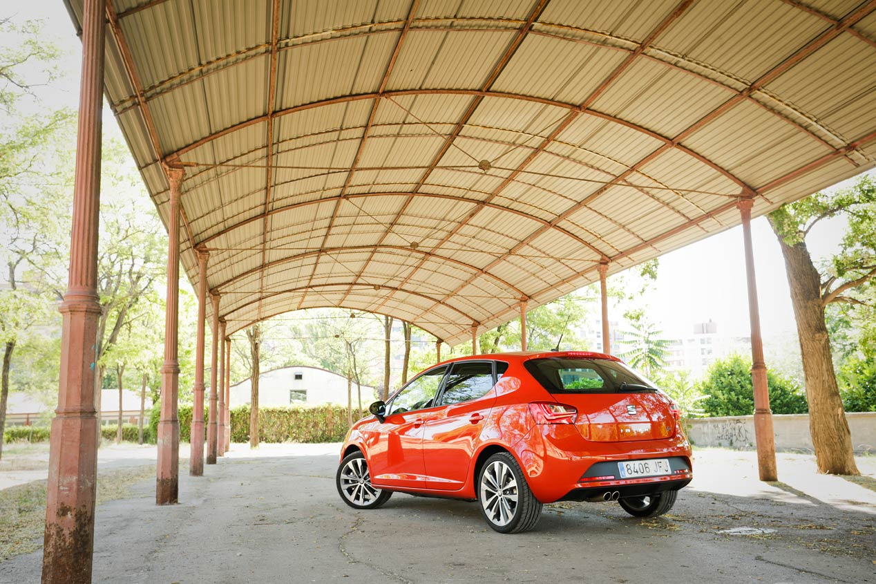 Prueba: Seat Ibiza 1.0 TSI 110 FR