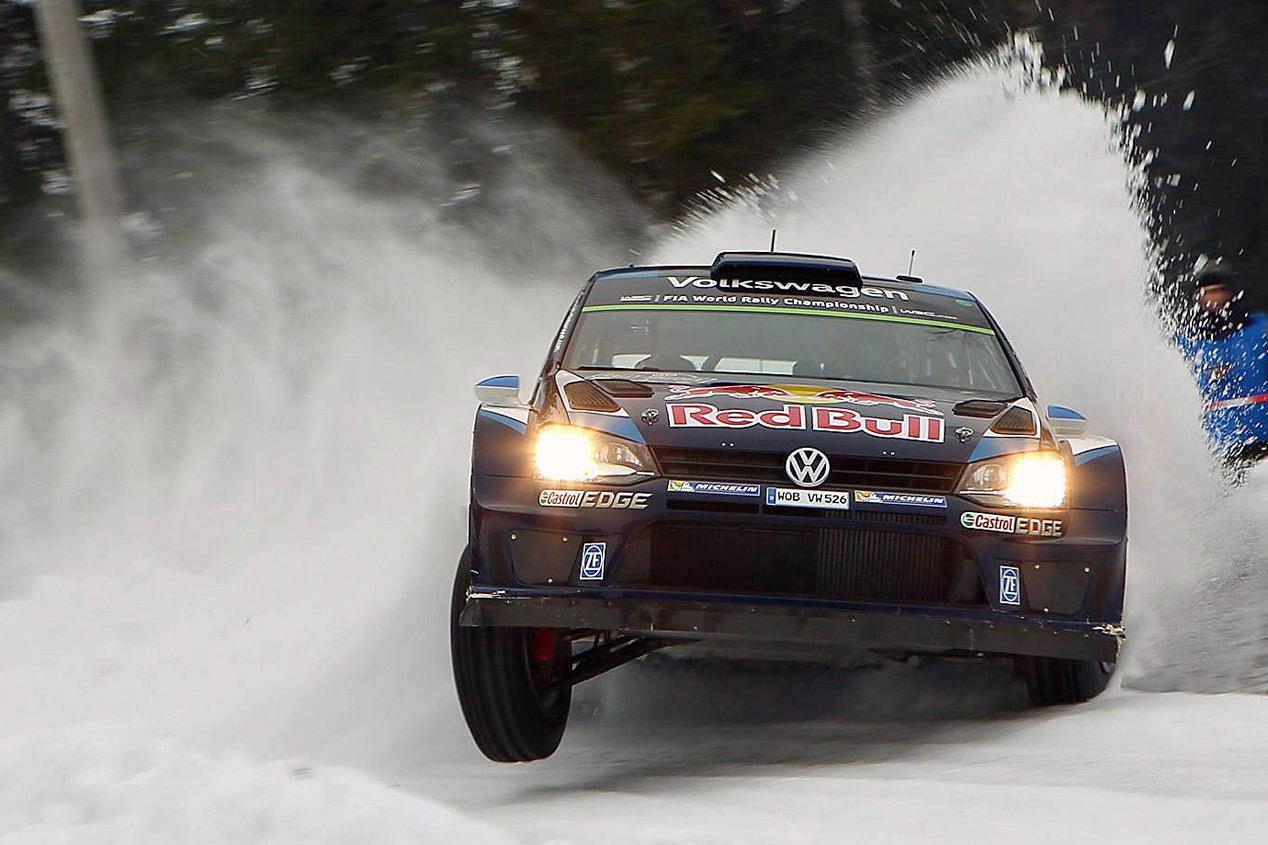 WRC: Las estadisticas de VW y Ogier