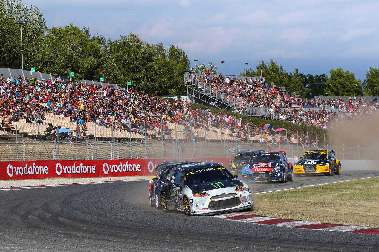 Mundial de Rallycross: Barcelona