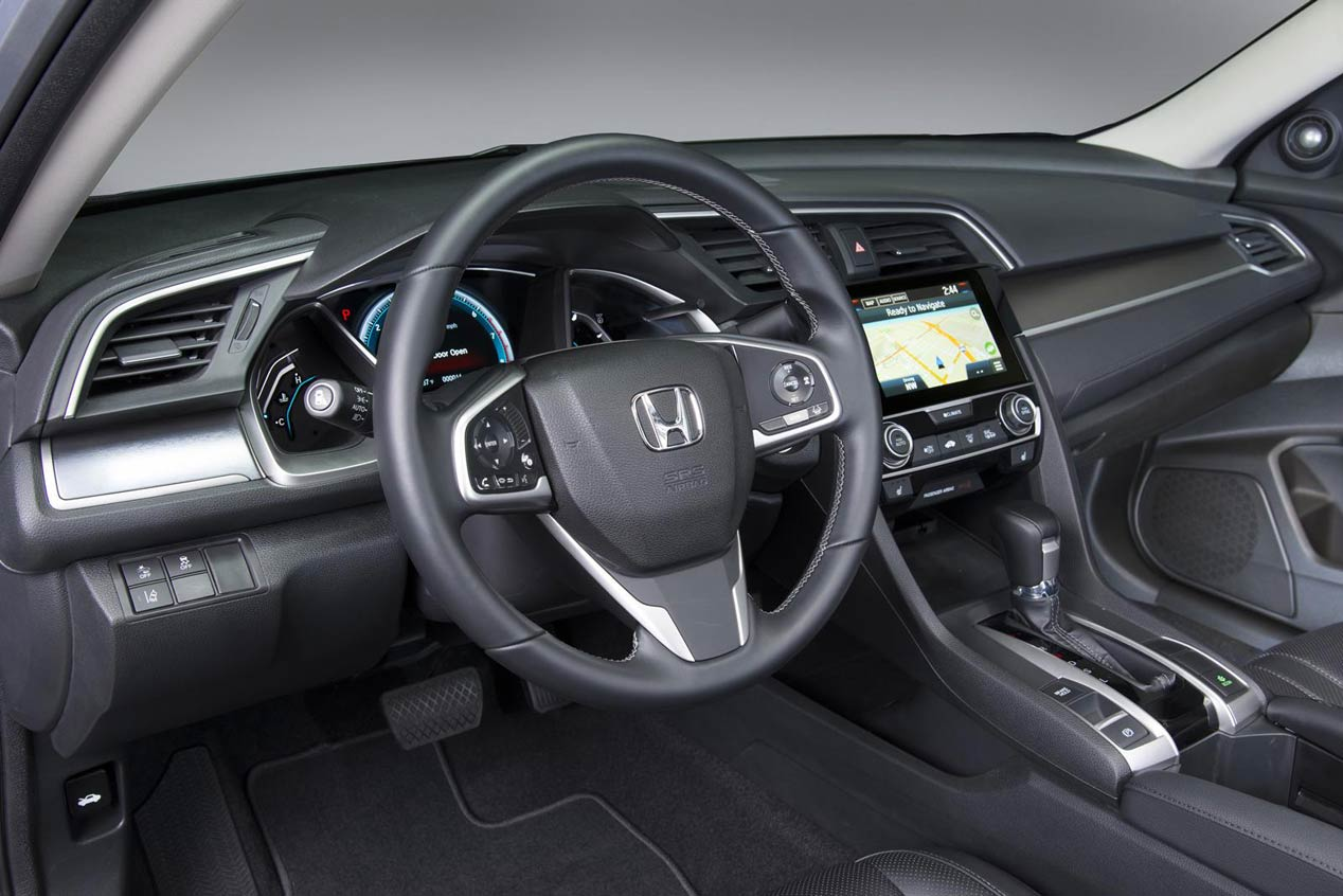 Nuevo Honda Civic Sedan 2015, para EE.UU.