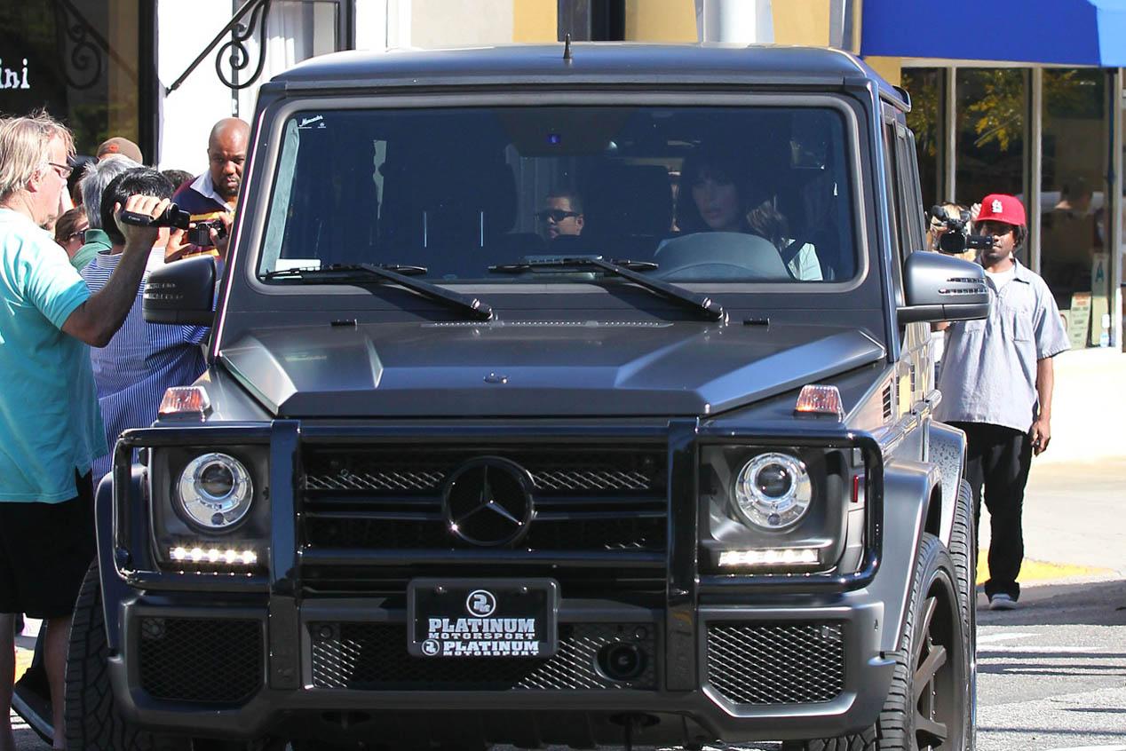 Los 5 mejores coches de Kim Kardashian