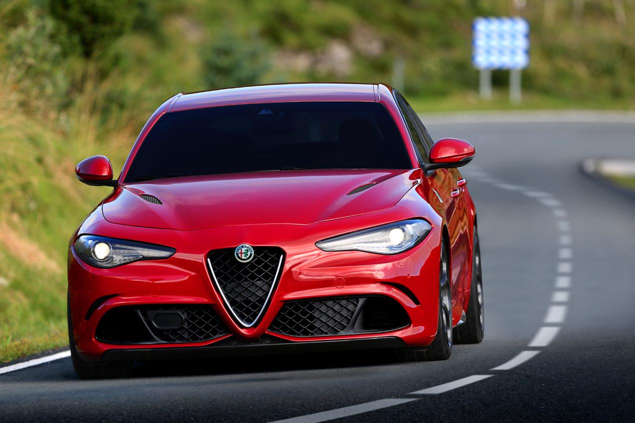 Alfa Romeo Giulia Quadrifoglio, por 87.000 euros