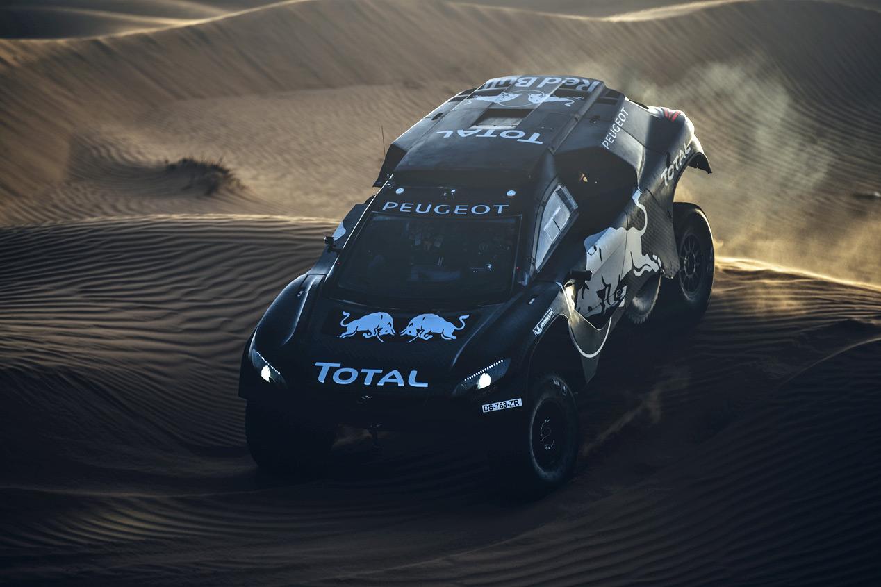 Peugeot 2008 DKR Evo2