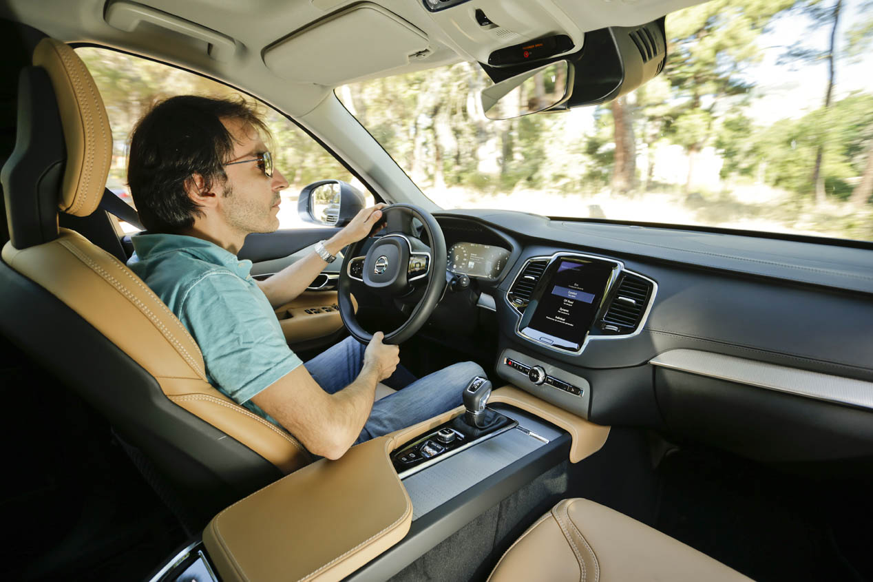 Prueba: Volvo XC90 D5 AWD, remasterizado
