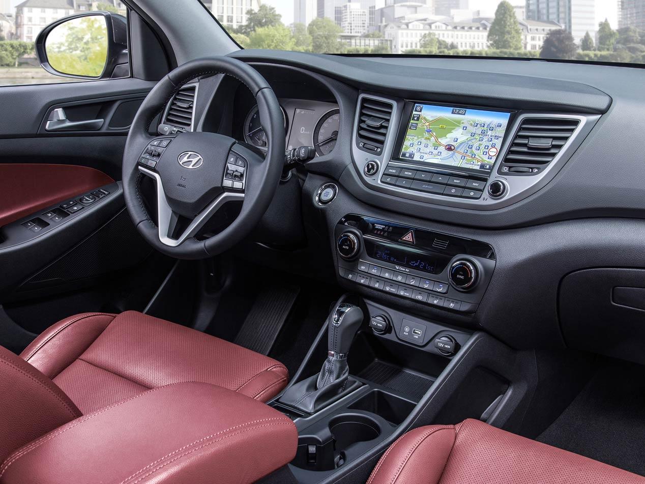 Hyundai Tucson, un SUV dispuesto a cambiar la categoría