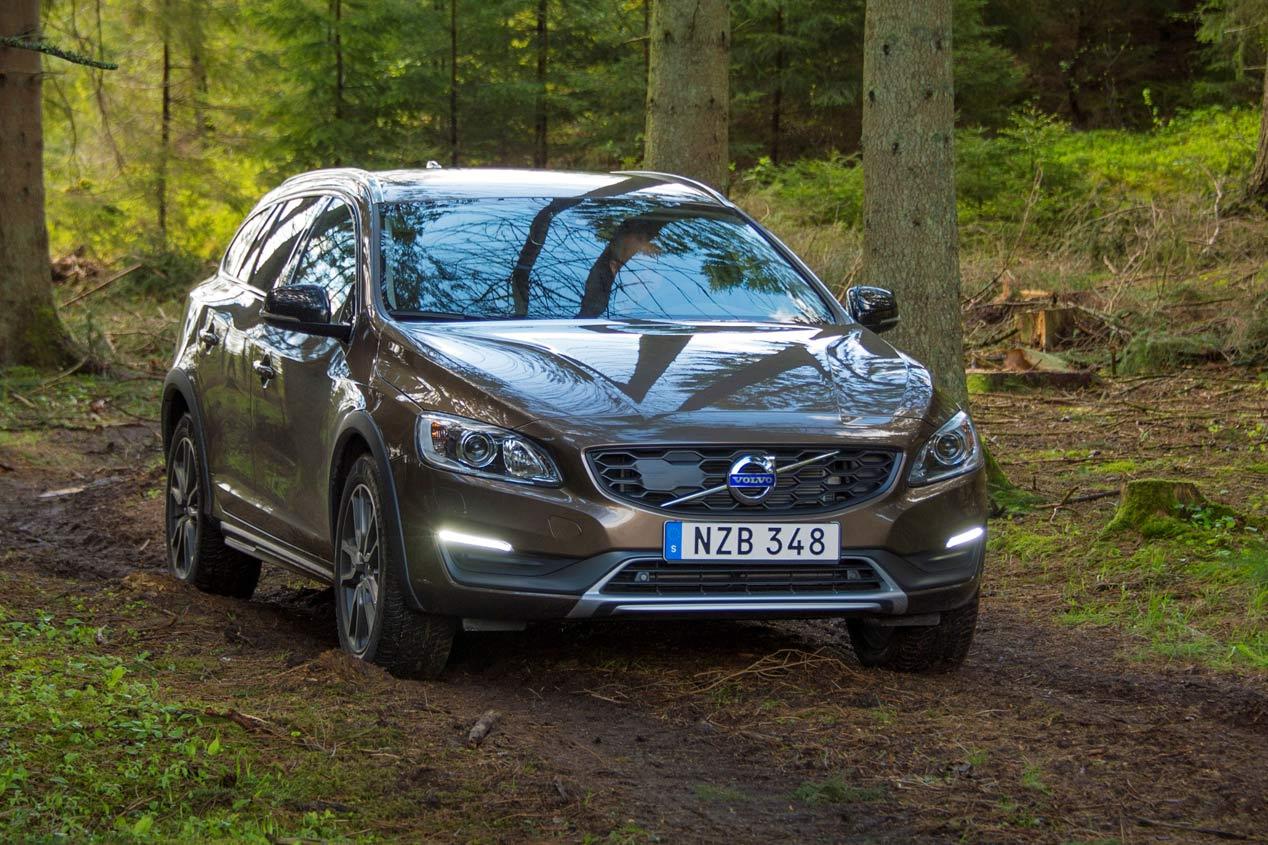 Volvo V60 Cross Country (primera prueba), atractivo campero