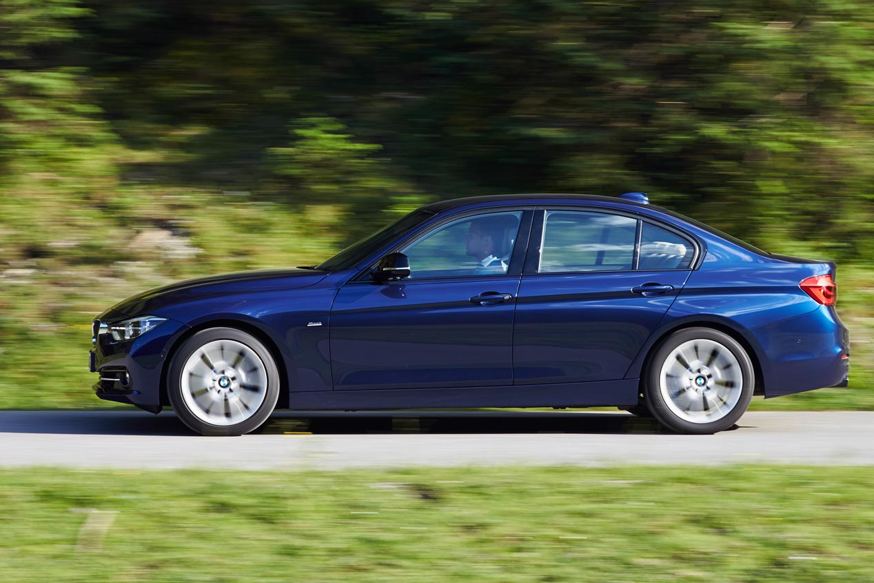 BMW Serie 3: 5 razones por las que comprar el coche