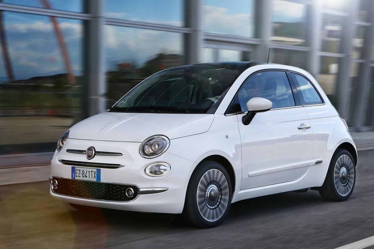 Nuevo Fiat 500 2015