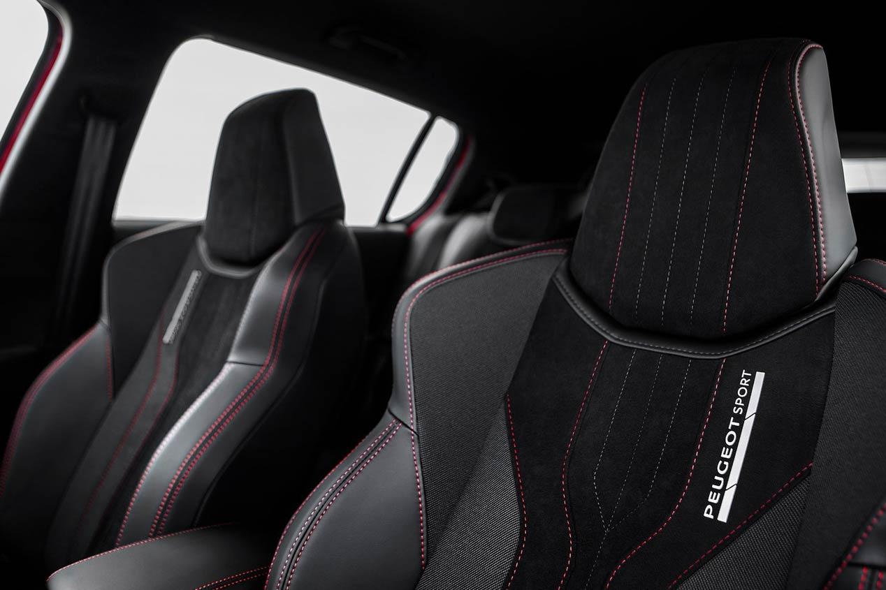 Peugeot 308 GTi 2016, las mejores fotos
