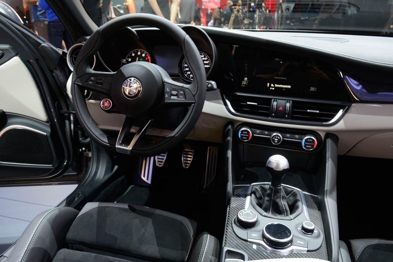El Giulia, la gran estrella de Alfa Romeo en 2016