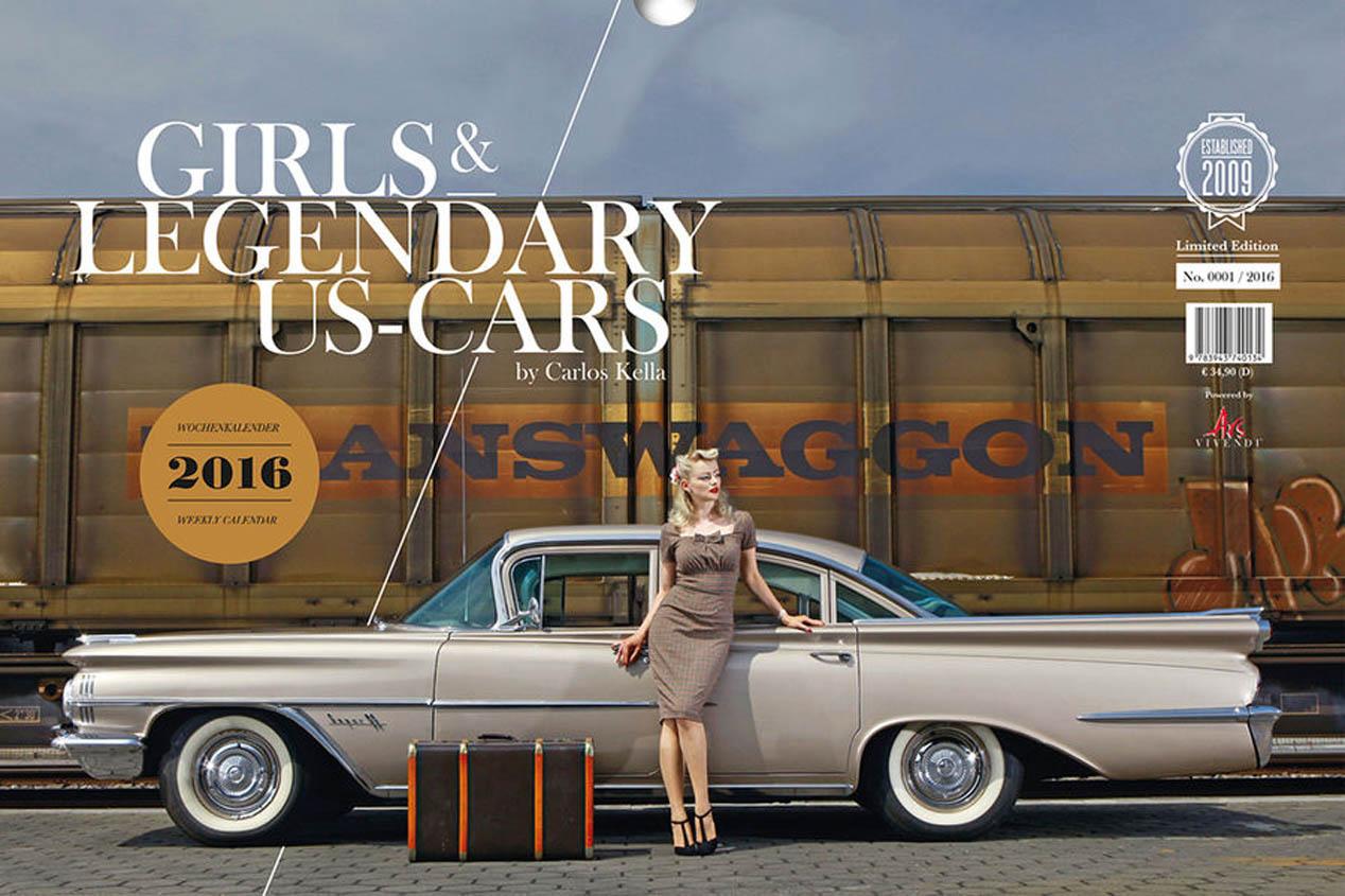 Las chicas y los coches más picantes del siglo XX