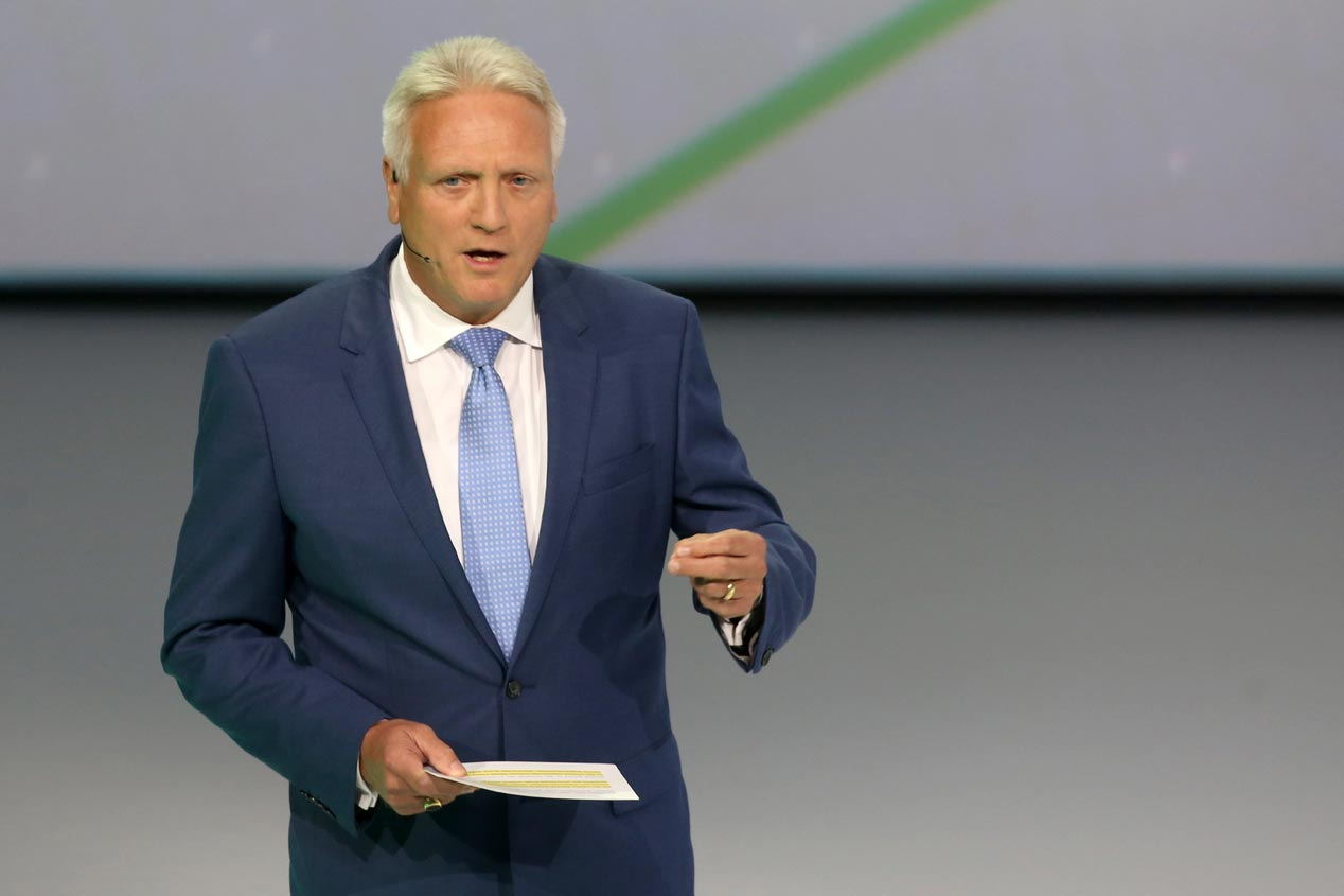 Volkswagen: los nuevos hombres fuertes del grupo