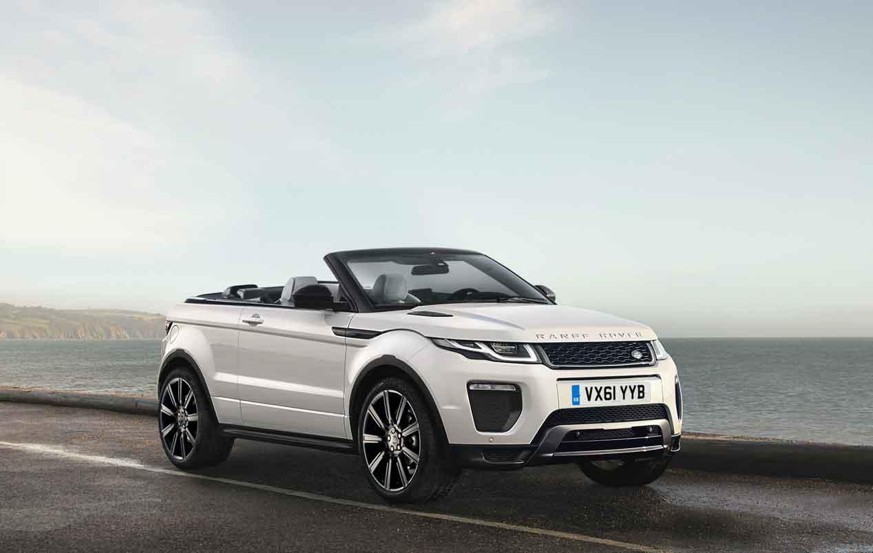 Land Rover: los coches que llegarán en 2016