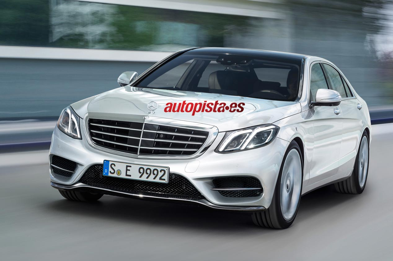 Los coches de Mercedes para 2016