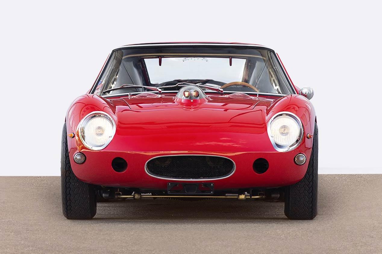 Ferrari 250 GT Drogo, fotos de una rareza clásica
