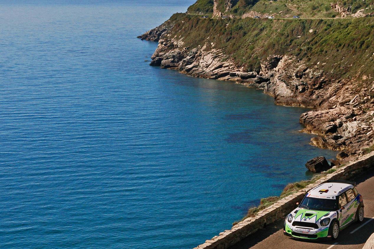 WRC: Rallye Tour de Córcega