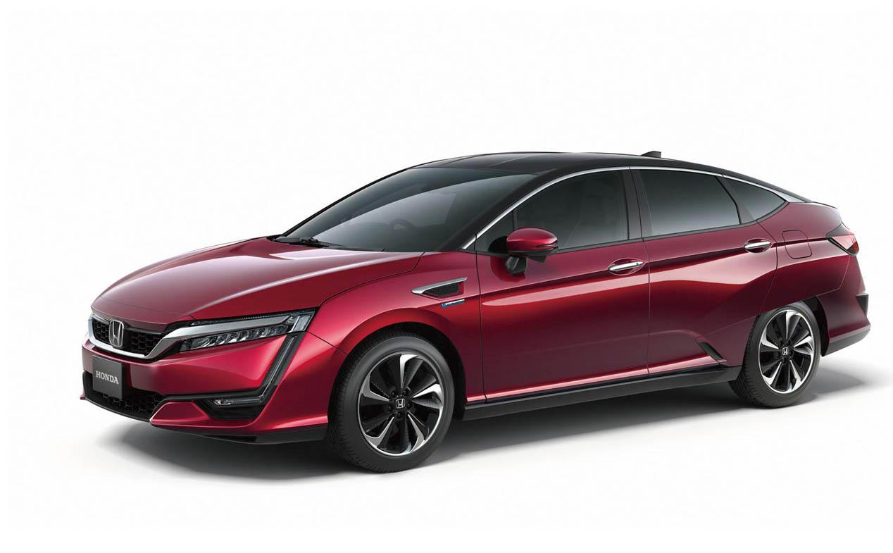 Honda FCV de pila de combustible de hidrógeno