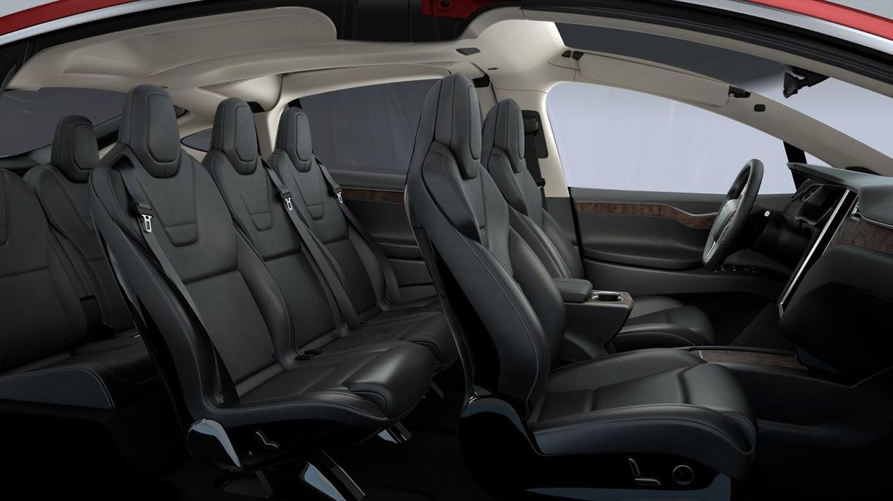 Tesla Model X, ya a la venta el nuevo SUV eléctrico