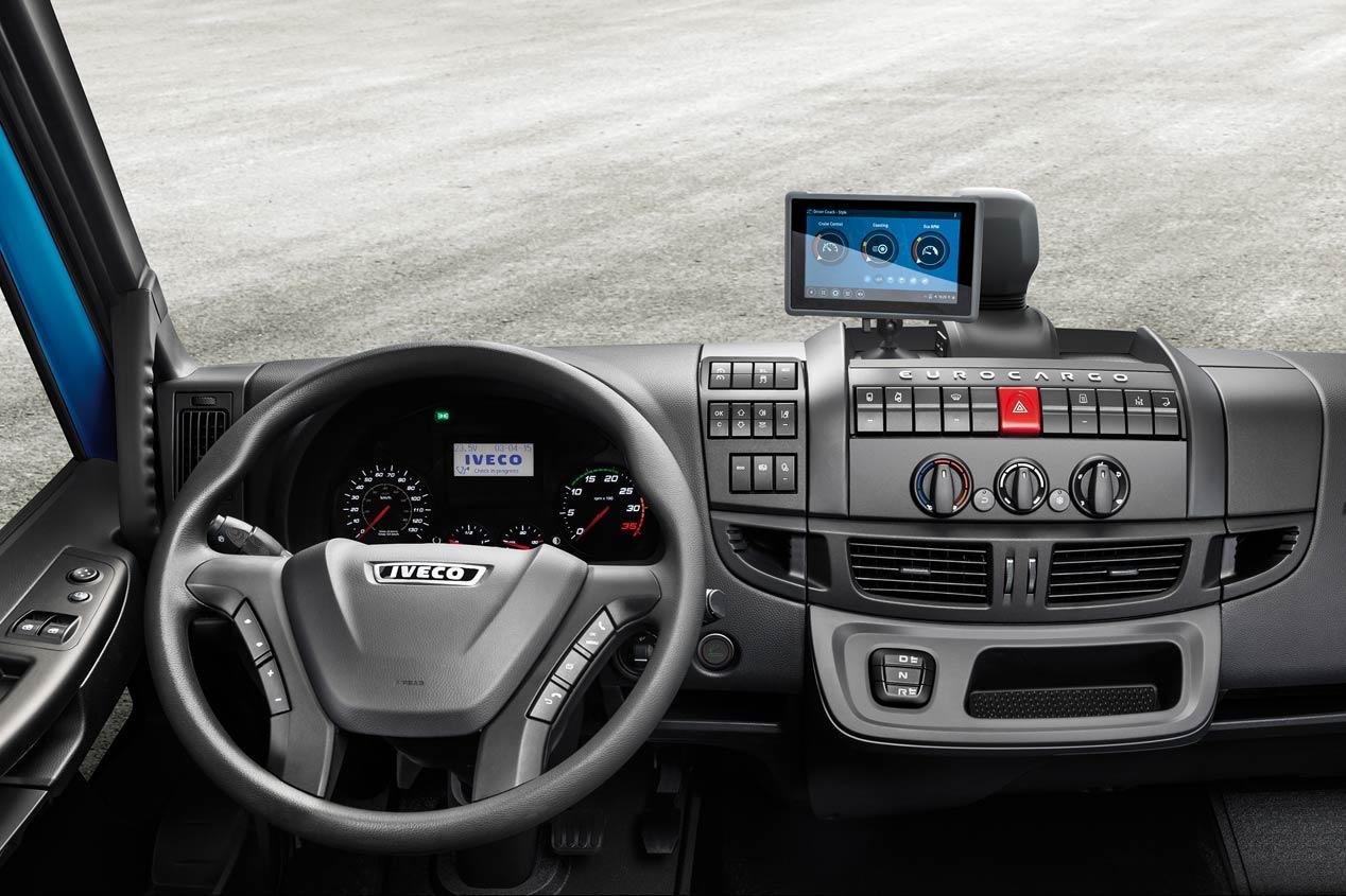 Iveco Eurocargo 2016, un camión de lo más versátil