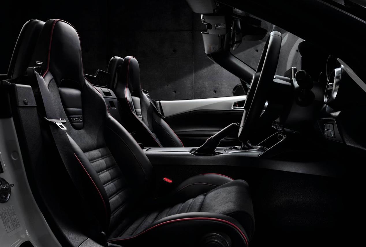 Mazda MX-5 RS, a la venta en Japón