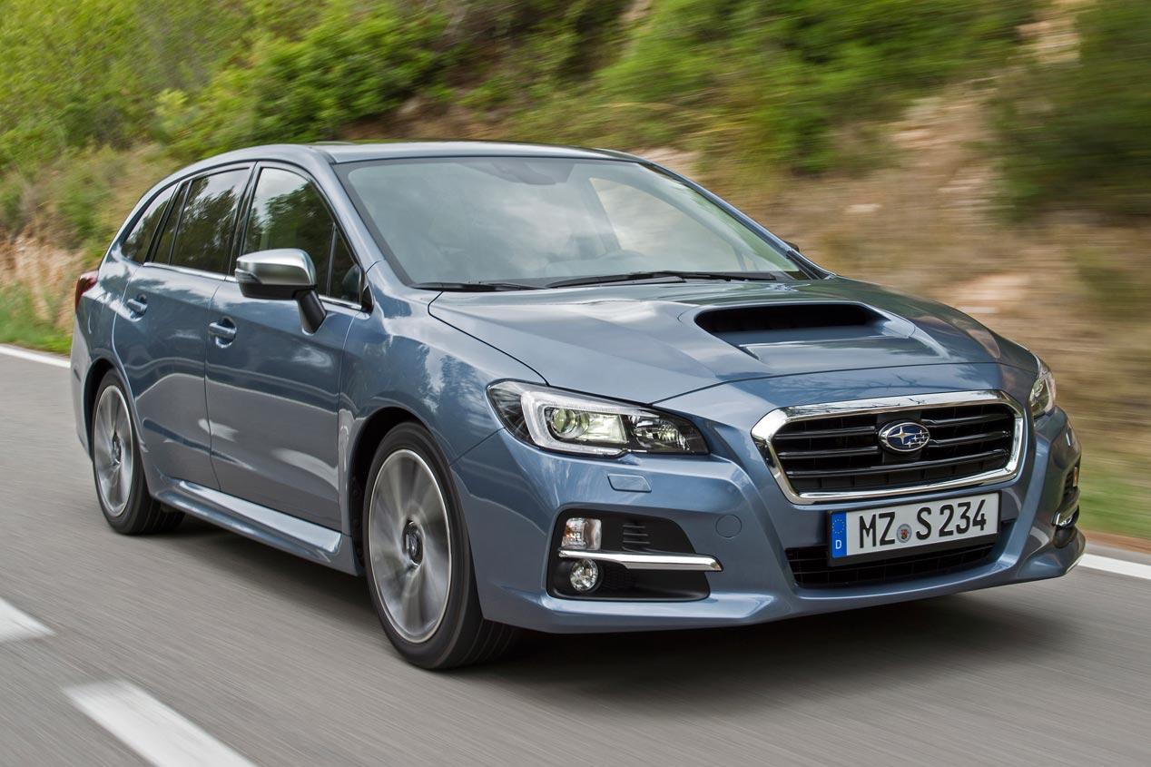 Subaru Levorg, probamos un coche familiar con espíritu deportivo