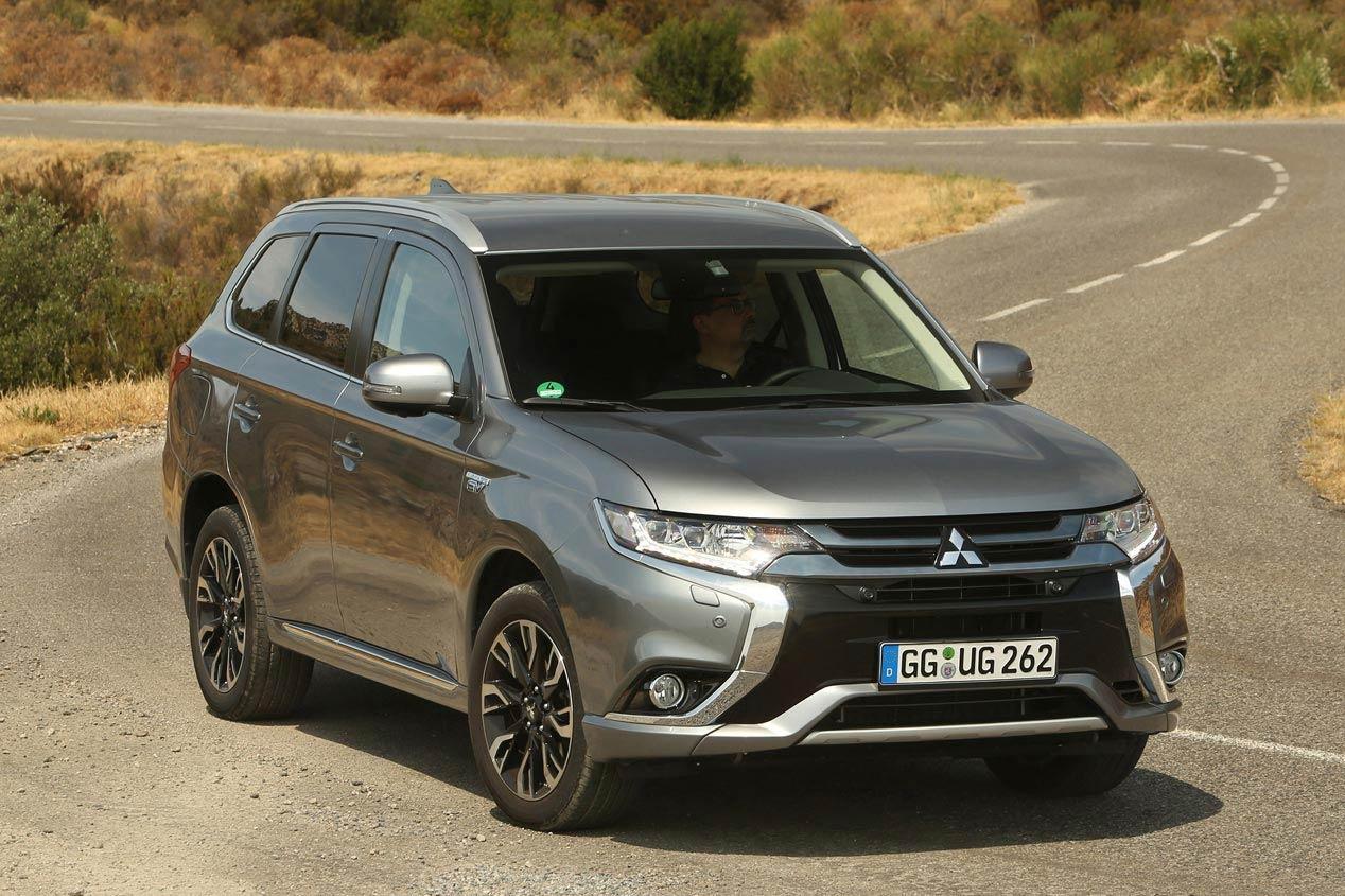 El Mitsubishi Outlander 2016, ya a la venta en España
