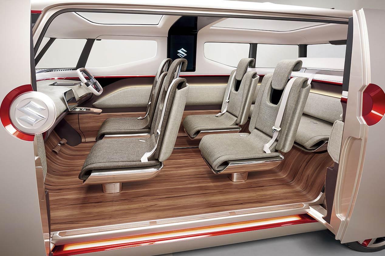 Suzuki Mighty Deck, Ignis-Trail y Air Triser
