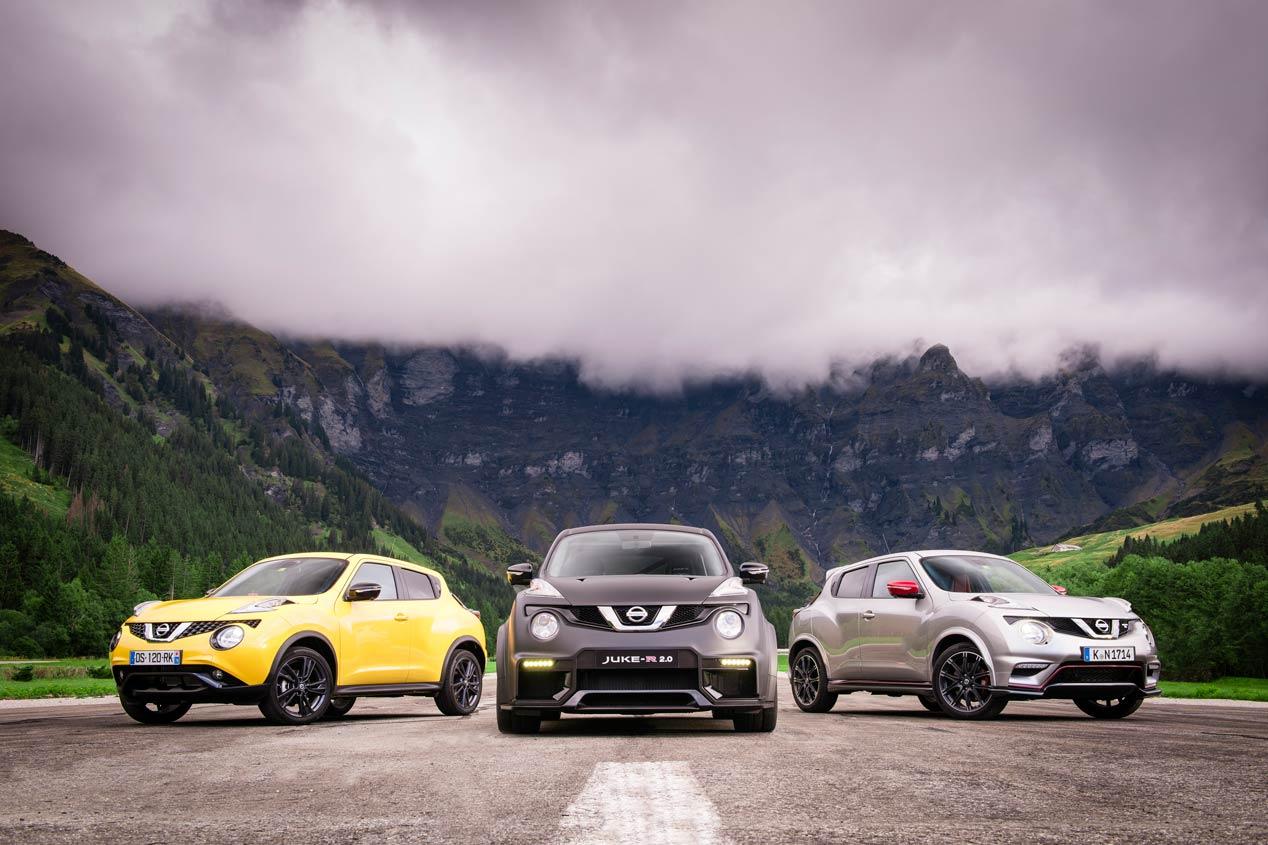 Nissan Crossovers, referencia en versatilidad